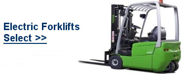 Select CESAB Electric Forklifts